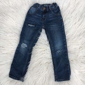 OshKosh B'gosh Bottoms - Oshkosh Genuine Kids Distressed Skinny Jeans 4T